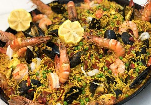 traditionele paella bestellen
