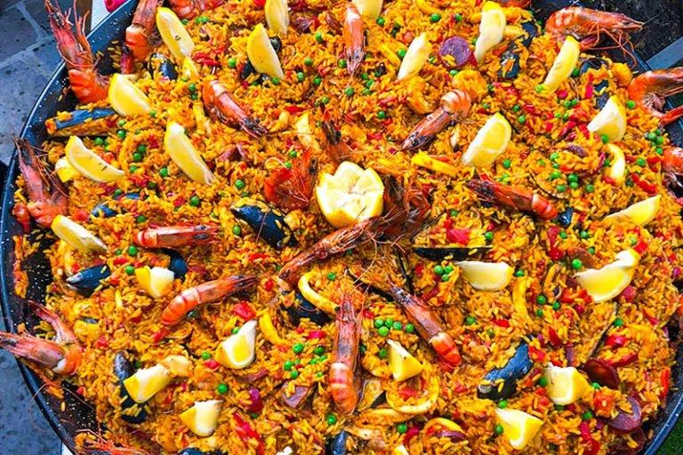 paella aan huis - heerlijke paella
