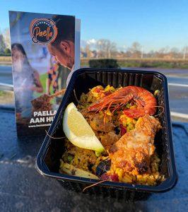 Paella Afhalen Bestellen - Paella Traditioneel