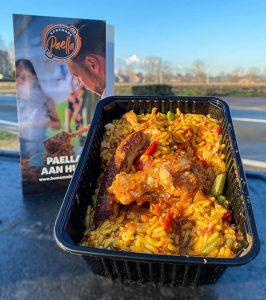 Paella Bestellen Afhalen - Paella Vlees