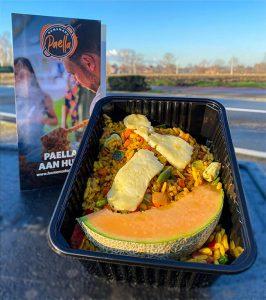 Paella Vegetarisch - Paella Afhalen Bestellen