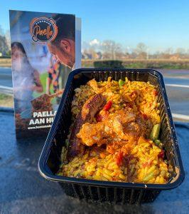 Paella Schoolfeest - Paella Vlees