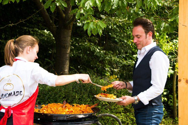Catering bedrijfsfeest - Event Catering